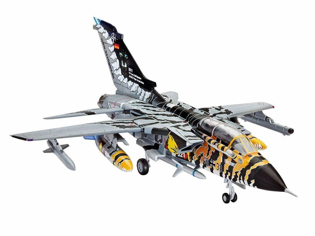 Revell maketa letala Model Set Tornado ECR Tigermeet 2011 64846 1