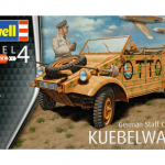 Revell model avtomobila German Staff Car Type 82