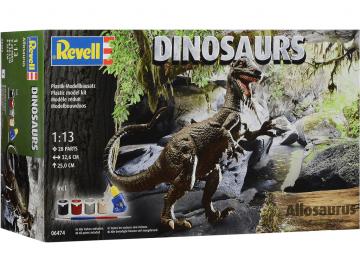 Revell model dinozavra Alosaurus