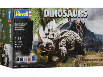 Revell model dinozavra Styracosaurus