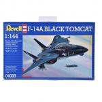 Revell model letala F-14A Black Tomcat