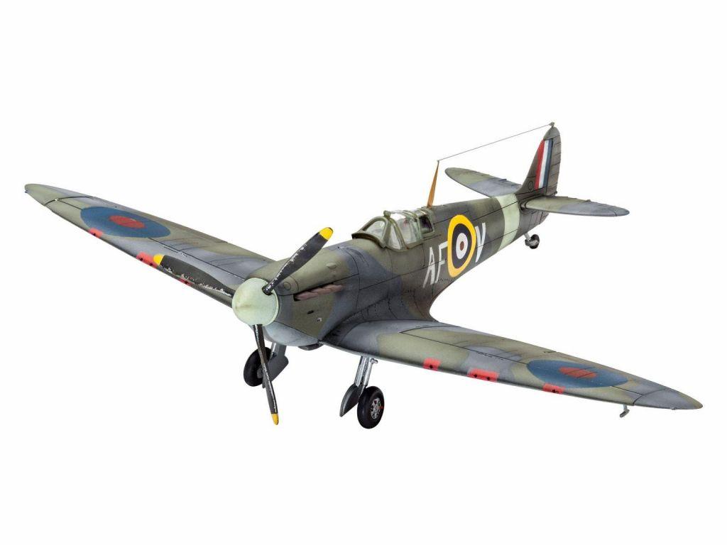 Revell model letala Spitfire Mk.IIa 1