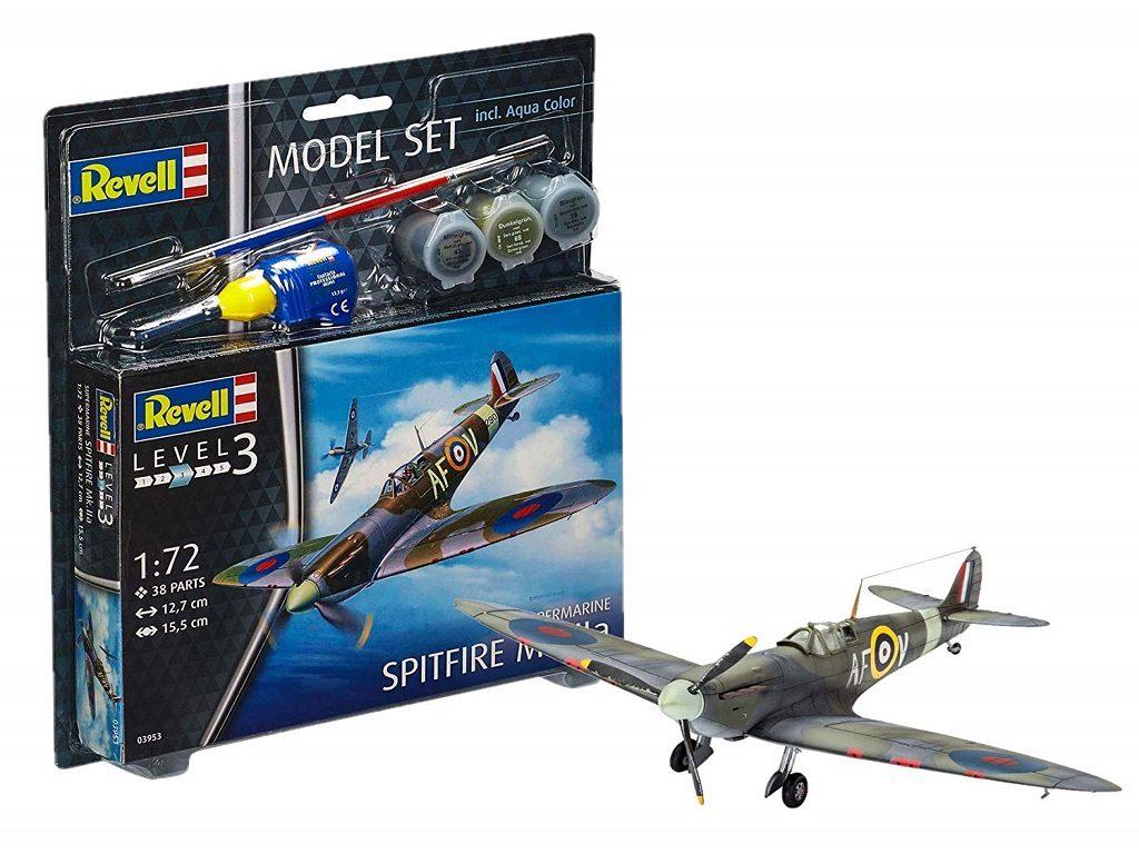 Revell model letala Spitfire Mk.IIa