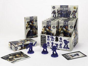 Warhammer Space Marine serija 1