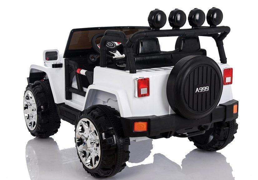 otroški jeep na akumulator