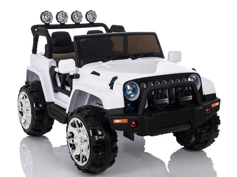 Avto na akumulator jeep 4x4