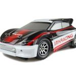 RXC18 Red Rally 1:18 4WD 2.4GHz