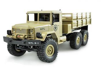 Vojaški tovornjak 6WD 1:16 2.4GHz