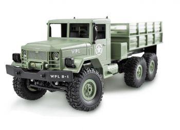 Vojaški tovornjak 6WD 1:16 2.4 GHz