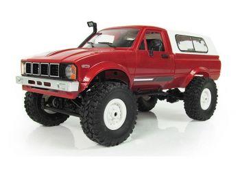 Off Road Truck 1:16 4WD rdeč