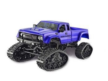 Pickup Rock crawler 4WD 2.4GHz Blue