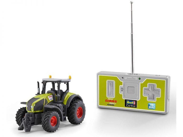 rc traktor igrača