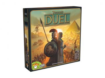 Družabna igra 7 Wonders - duel