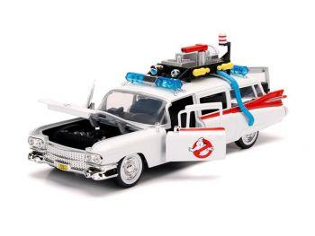 Kovinski model avto Ghostbuster Ecto-1 1:32
