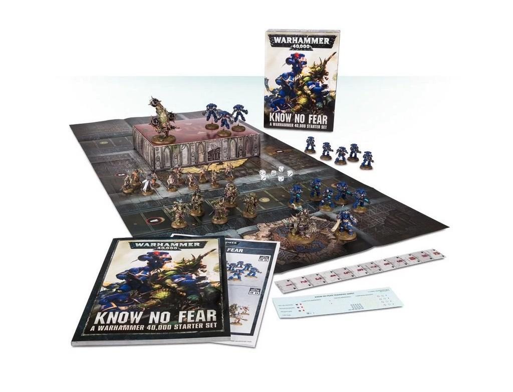 Warhammer 40,000 Know No Fear
