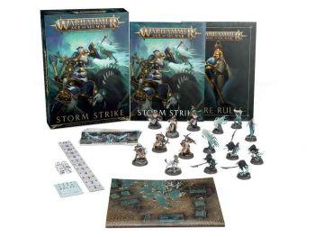 Warhammer Age of Sigmar Storm Strike - začetni set