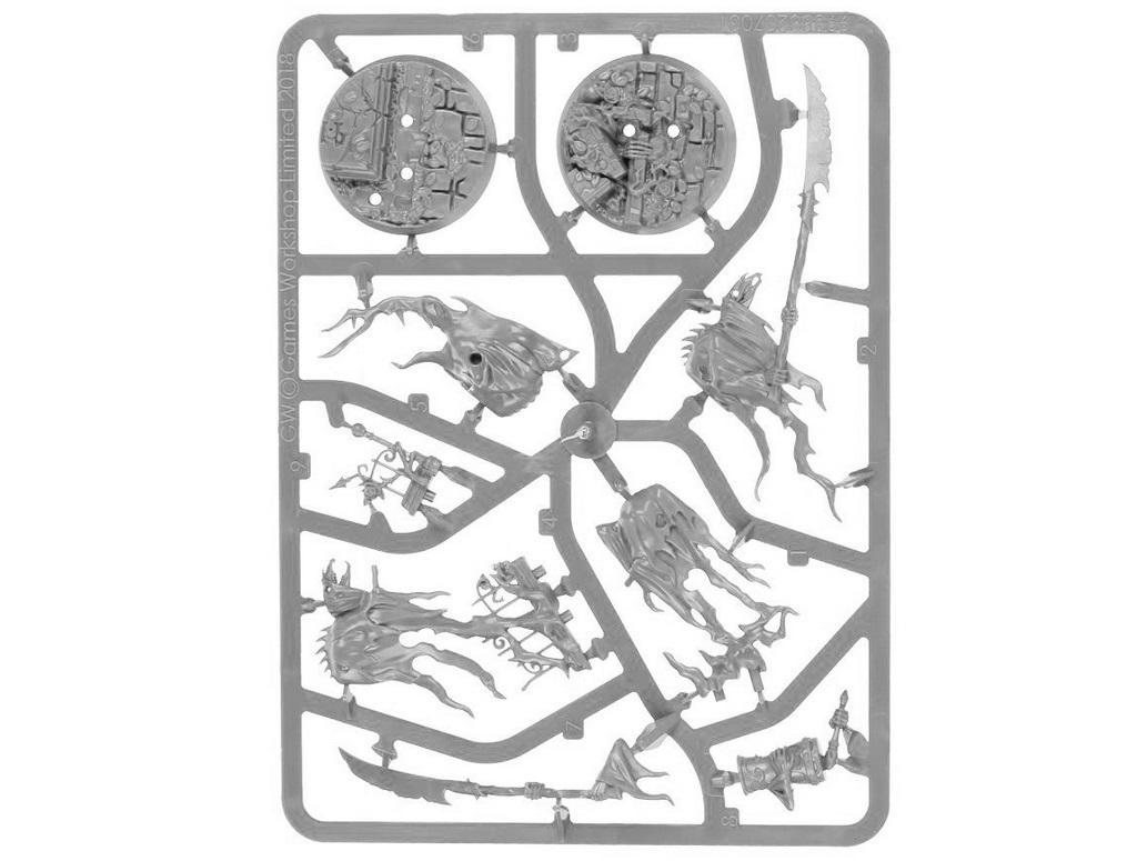 Warhammer Age of Sigmar – set z barvami 3