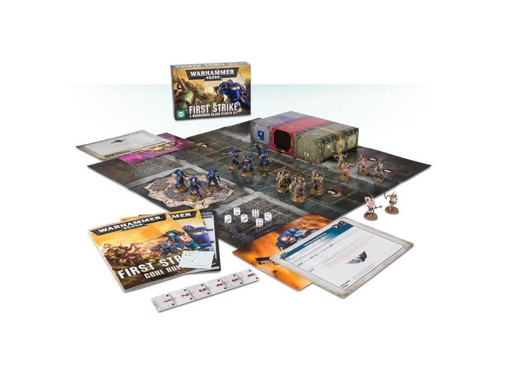 Warhammer First Strike Začetni set