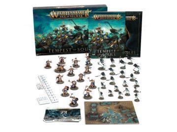 Warhammer Tempest of Souls - Začetni set