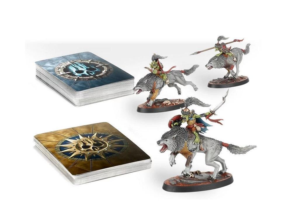 Warhammer Underworlds Beastgrave – Rippa´s Snarlfangs 2