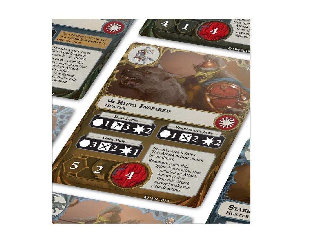 Warhammer Underworlds Beastgrave – Rippa´s Snarlfangs 3