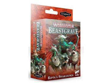 Warhammer Underworlds Beastgrave - Rippa´s Snarlfangs
