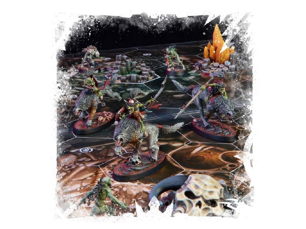 Warhammer Underworlds Beastgrave – Rippa´s Snarlfangs 5