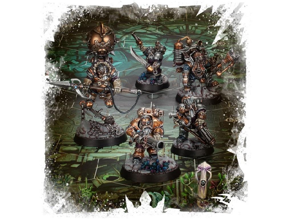 Warhammer Underworlds Nightvault – Thundriks profiteers 5