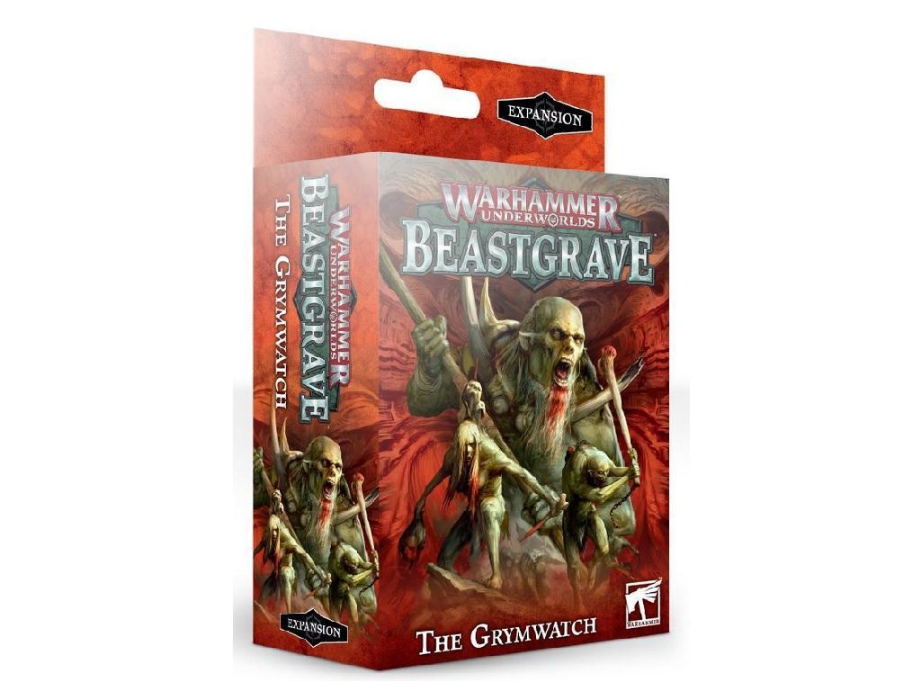 Warhammer Underworlds - The Grymwatch