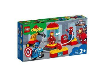 LEGO DUPLO 10921 Superjunaški laboratorij