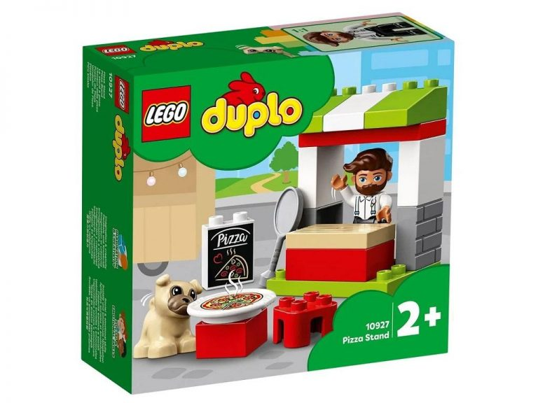 LEGO Duplo 10927 Stojnica s pizzo