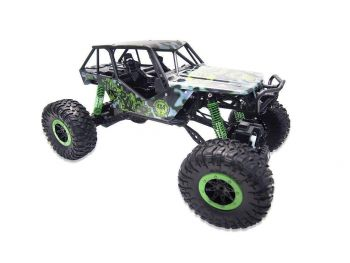 CRAZY CRAWLER GREEN 4WD RTR 1:10