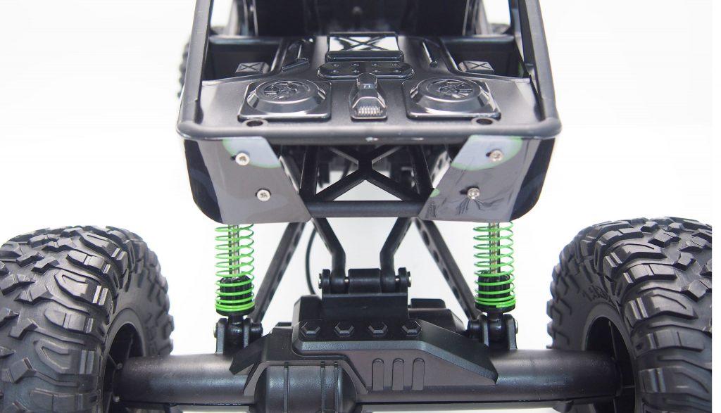 22217Crazy-Crawler-Green-4WD-4