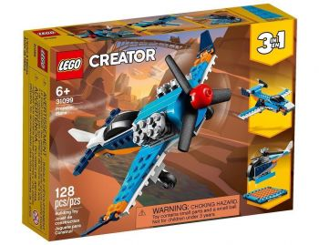 LEGO Creator 31099 Propelersko letalo