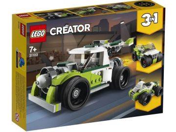 LEGO Creator 31103 Raketni tovornjak