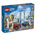 LEGO City 60246 Policijska postaja
