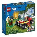 LEGO City 60247 Gozdni požar