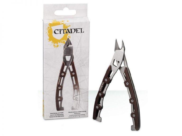 Citadel - klešče za fine detajle