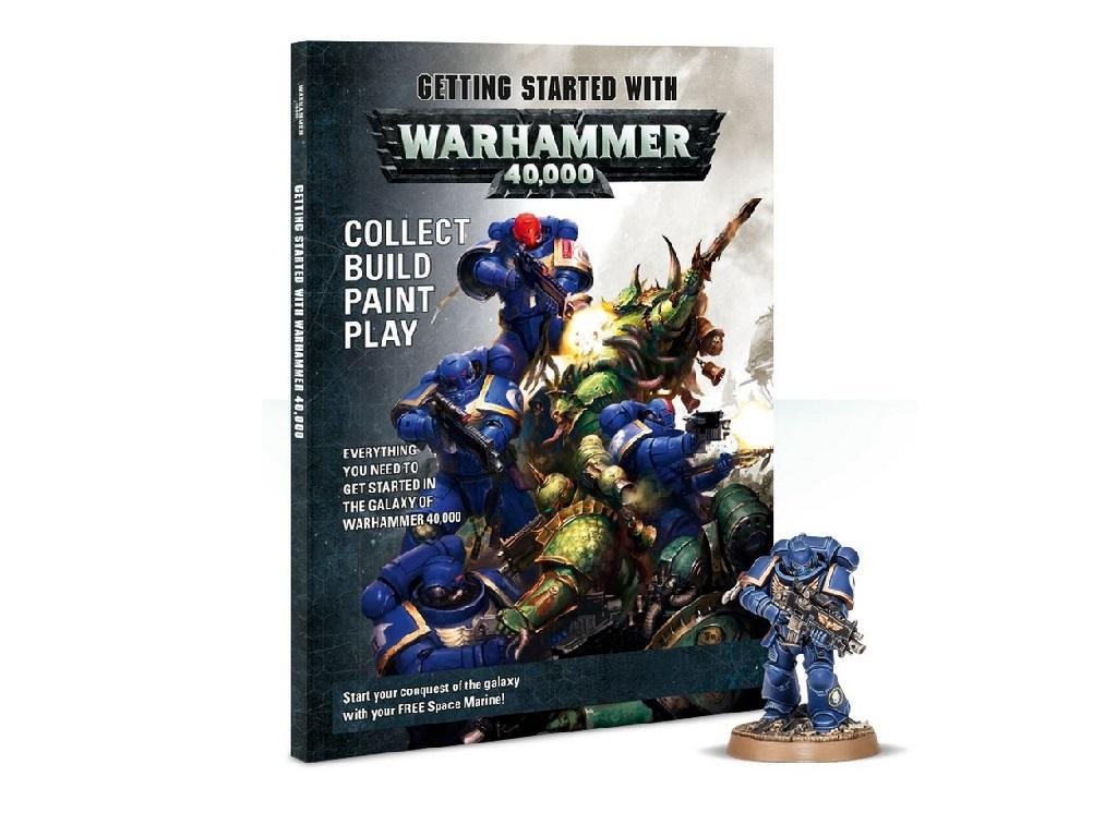 Getting Started With - Warhammer 40000