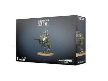 Warhammer 40000 - Astra Militarium - Sentinel