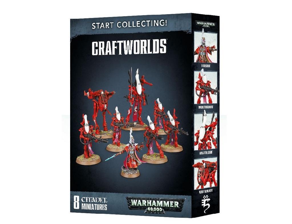 Warhammer 40,000 - Craftworlds
