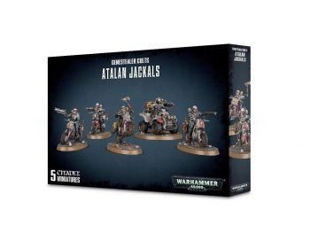 Warhammer 40000 - Genesealer Gults - Atalan Jackals