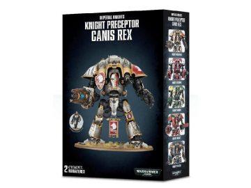 Warhammer 40000 Knight Preceptor Canis Rex