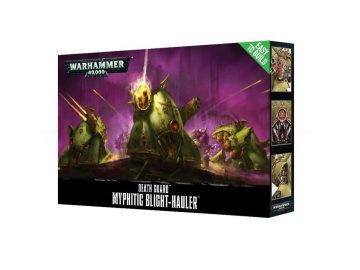 Warhammer 40000 - Myphitic Blight - Hauler