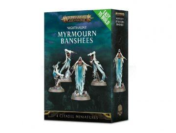 Warhammer 40000 - Myrmourn Banshees