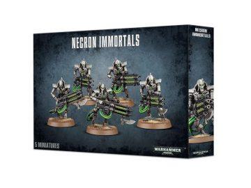 Warhammer 40000 - Necron Immortals