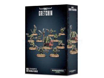 Warhammer 40000- Orks - Gretchin