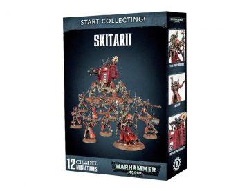 Warhammer 40,000 - SkitarII