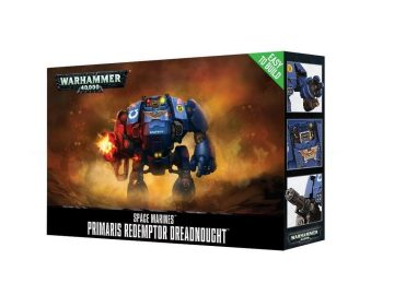 Warhammer 40000 - Space Marines - Primaris Redemptor Dreadnought