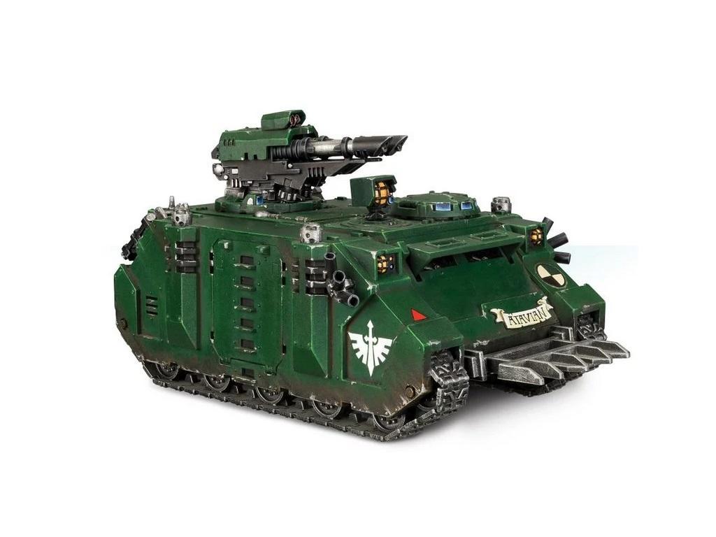 Warhammer 40000 – Space Marines – Razorback 3